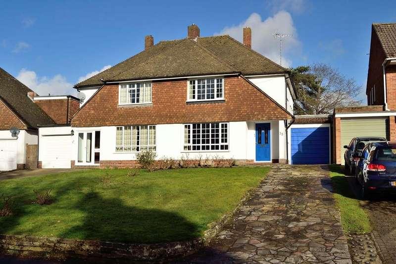 4 Bedrooms Semi Detached House for sale in Lakeside, Earley, Berkshire, RG6 7PG