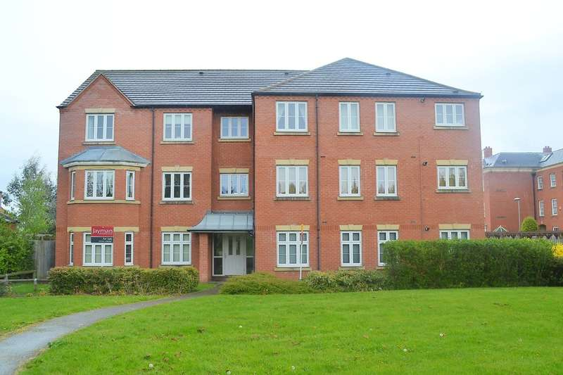 2 Bedrooms Flat for sale in Boathouse Field, Lichfield