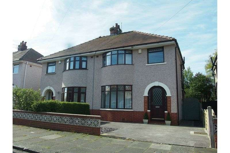 3 Bedrooms Semi Detached House for sale in Lathom Grove, Morecambe