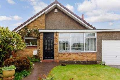 3 Bedrooms Bungalow for sale in Antonine Road, Bearsden