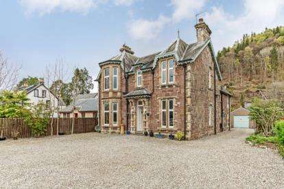 7 Bedrooms Detached House for sale in Leny Road, Callander