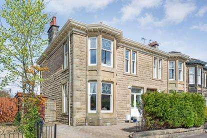 4 Bedrooms House for sale in Woodend Drive, Jordanhill