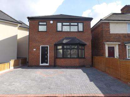 3 Bedrooms Detached House for sale in Drews Lane, Birmingham, West Midlands