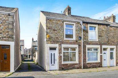 2 Bedrooms End Of Terrace House for sale in Trafalgar Road, Lancaster, Lancashire, LA1