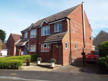 3 Bedrooms Semi Detached House for sale in Wincanton, Somerset