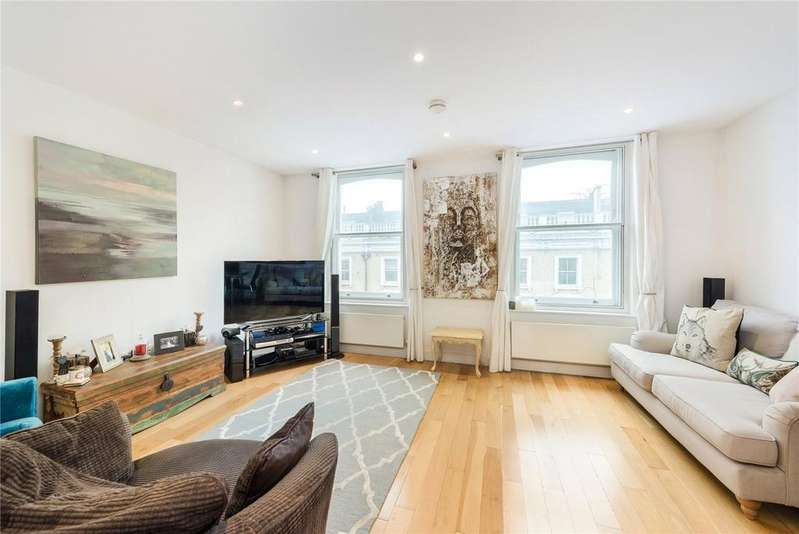 3 Bedrooms Flat for sale in Finborough Road, London, SW10
