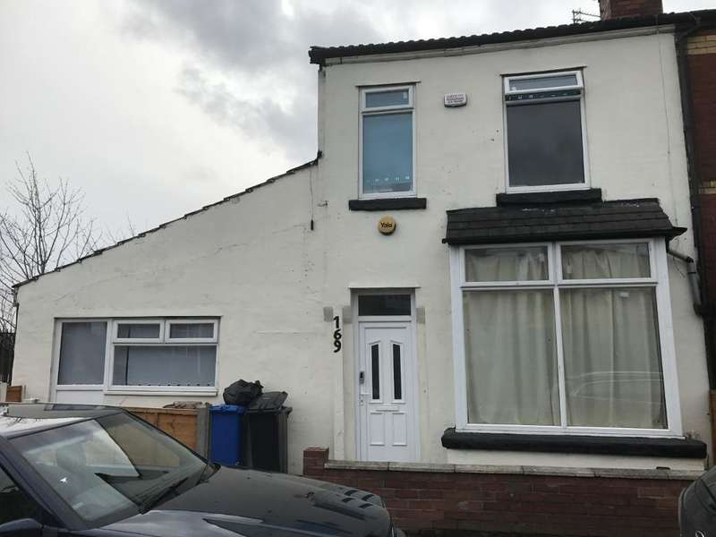 6 Bedrooms Terraced House for sale in Edge Lane, Manchester, M43 6BE