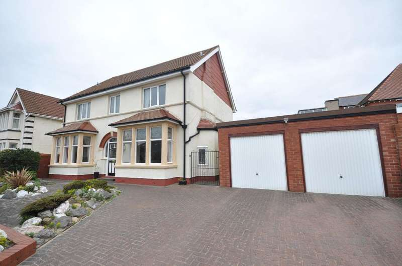 4 Bedrooms Detached House for sale in Norwood Road, St Annes, Lytham St Annes, Lancashire, FY8 2QN