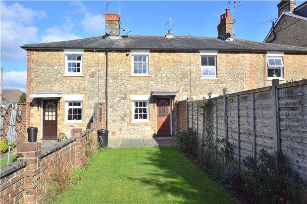 2 Bedrooms Terraced House for sale in Quakers Hall Lane, Sevenoaks, Kent, TN13 3TU