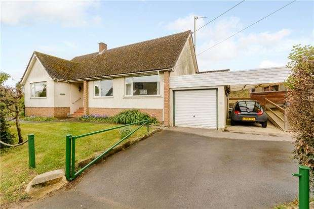 3 Bedrooms Detached Bungalow for sale in Wheatley Road, Garsington, OXFORD