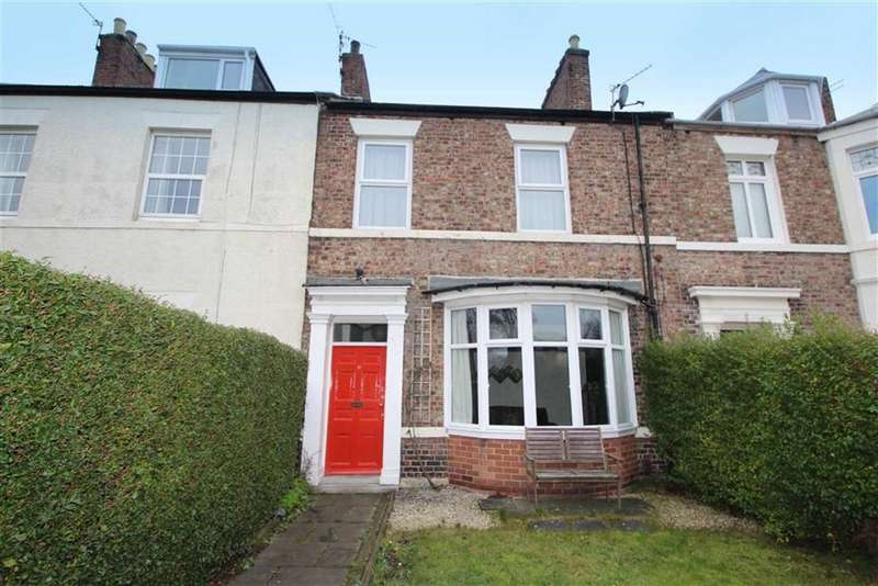 3 Bedrooms Property for sale in Spring Terrace, North Shields, Tyne & Wear, NE29
