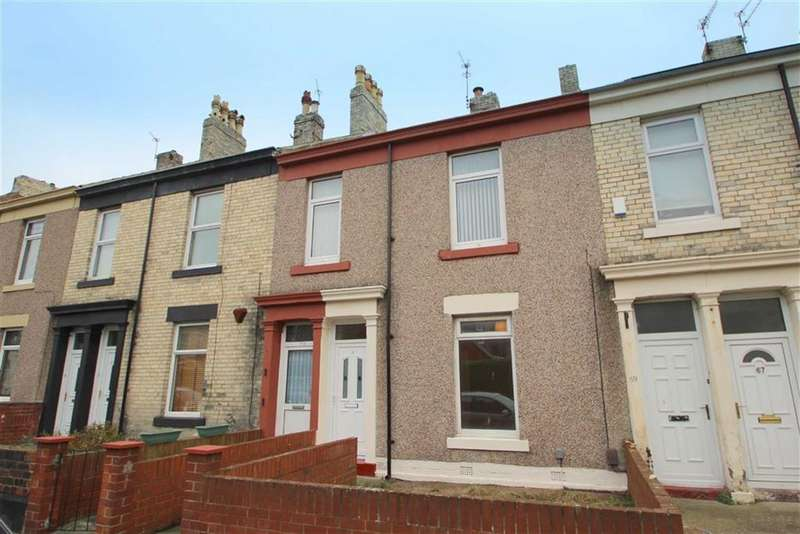 2 Bedrooms Flat for sale in Princes Street, North Shields, NE30