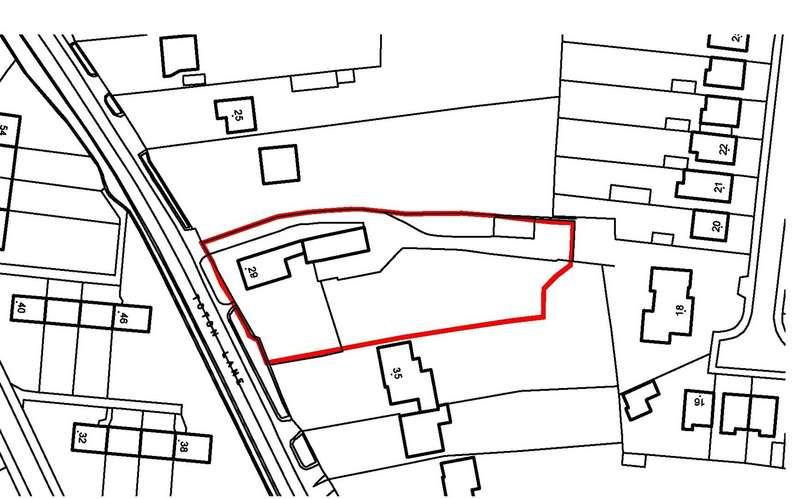 Land Commercial for sale in Toton Lane, Stapleford, Nottingham