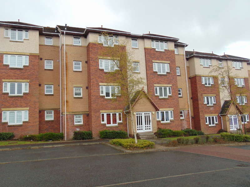 2 Bedrooms Apartment Flat for sale in Burnvale Place, Livingston