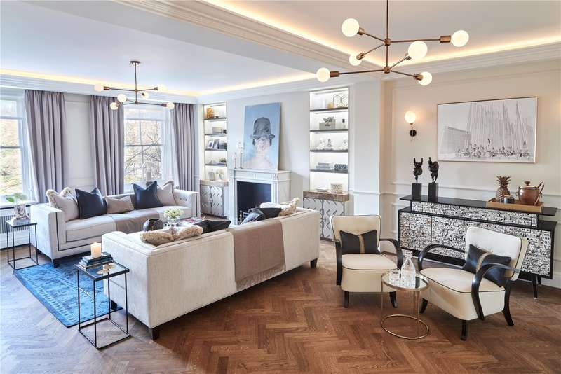 3 Bedrooms Flat for sale in Royal Court House, 162 Sloane Street, London, SW1X