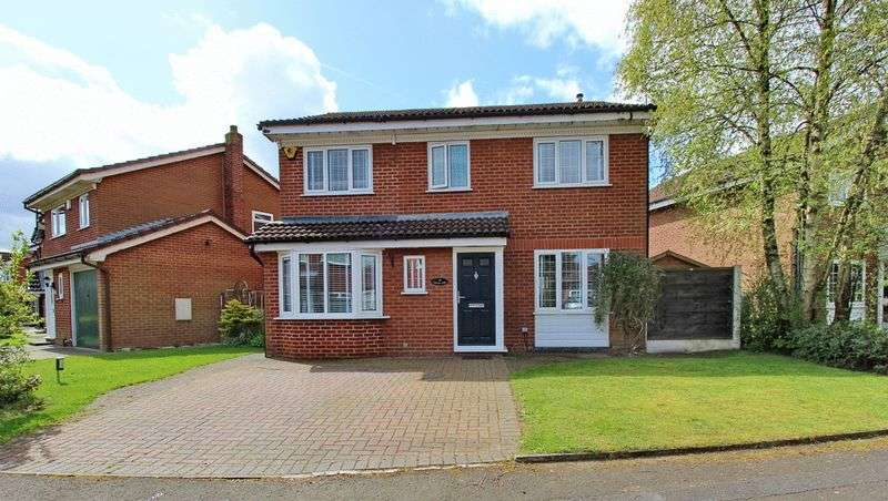 4 Bedrooms Detached House for sale in Prestwich Hills, Prestwich, Manchester
