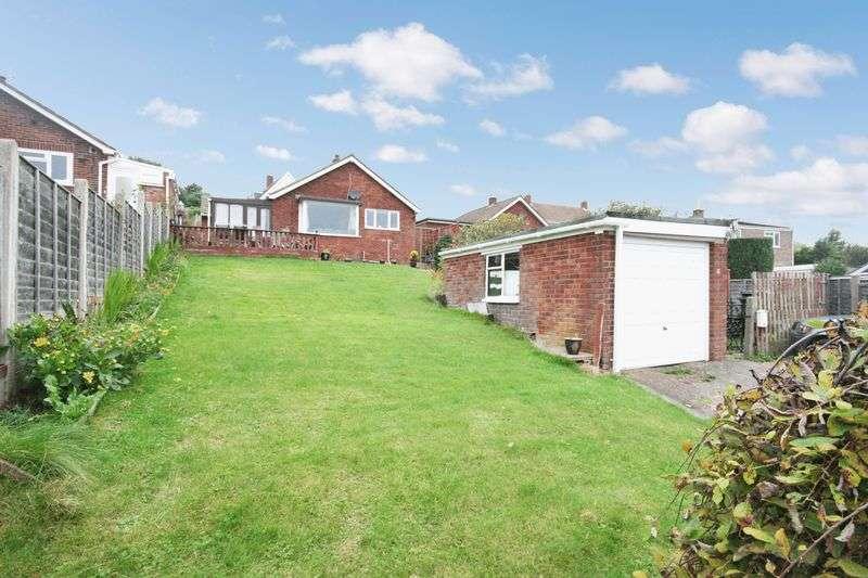 4 Bedrooms Detached Bungalow for sale in Shepherds Close, Wemdon, Bridgwater