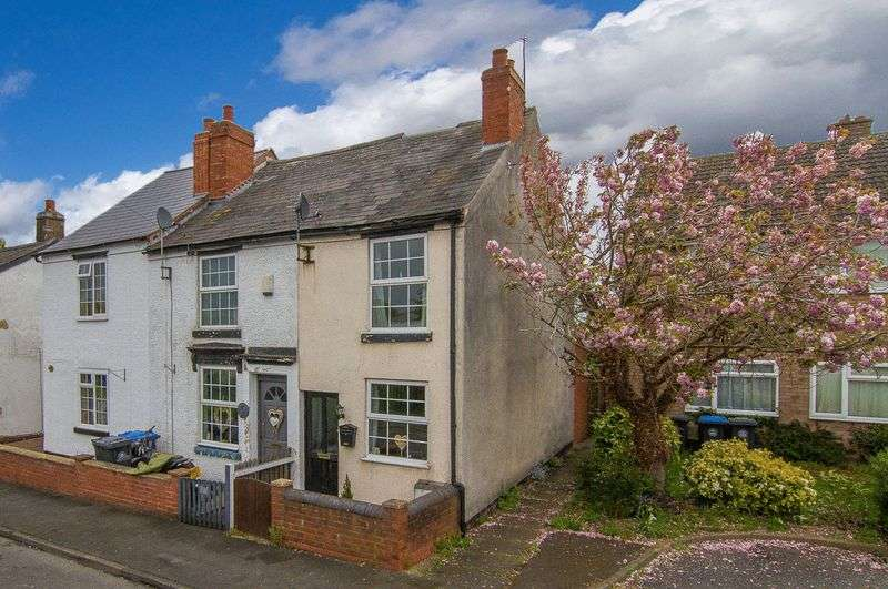 2 Bedrooms Terraced House for sale in New Road, Studley