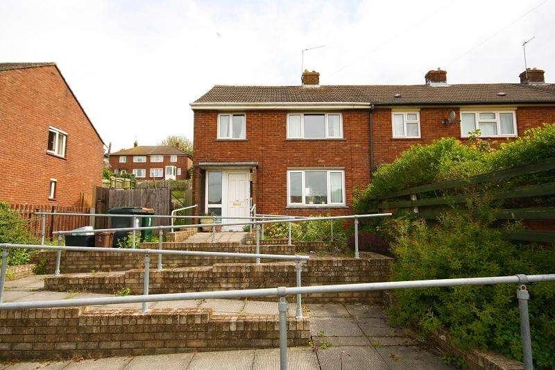 3 Bedrooms Semi Detached House for sale in Tudor Crescent, Rogerstone, Newport, Newport. NP10 9BR