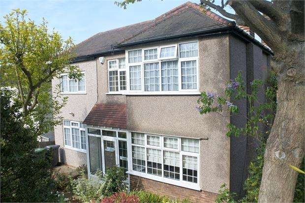 5 Bedrooms Detached House for sale in Tewkesbury Avenue, Forest Hill, London, SE23 3DG