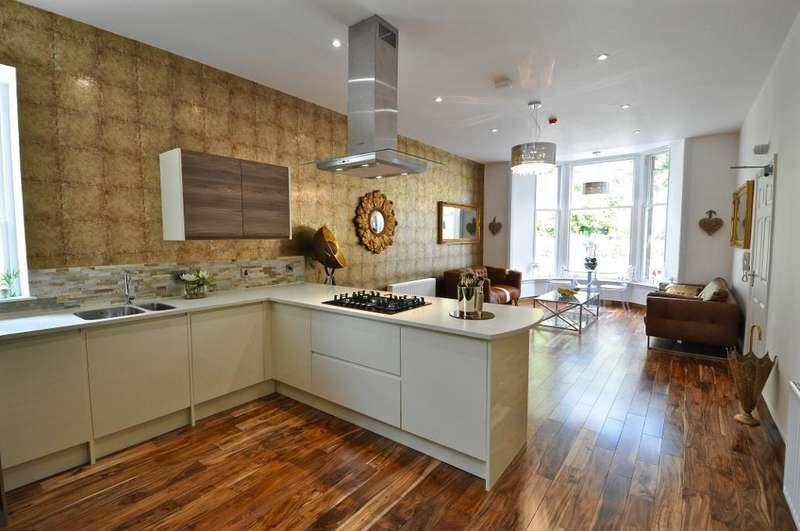1 Bedroom Flat for sale in Henderson Street, Bridge of Allan, Stirling, FK9 4HF