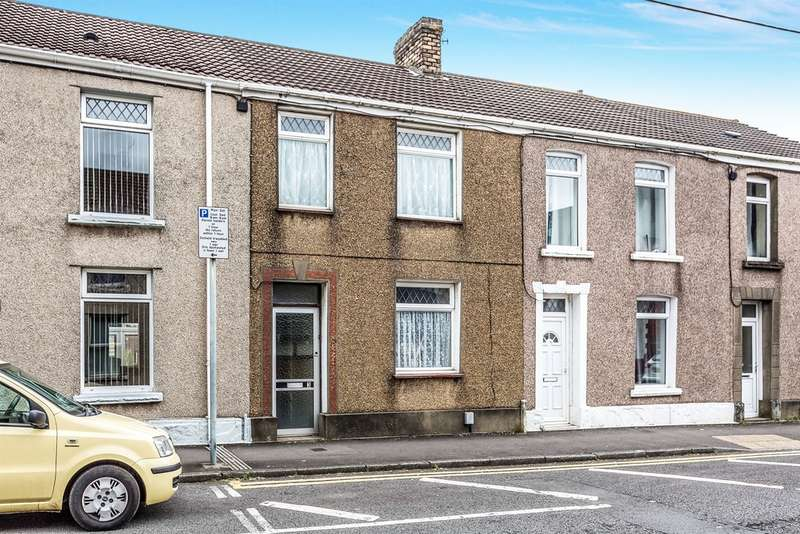 2 Bedrooms Terraced House for sale in Lime Street, Gorseinon, Swansea