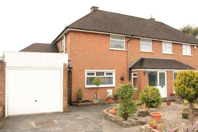 3 Bedrooms Semi Detached House for sale in Everest Avenue, Cardiff