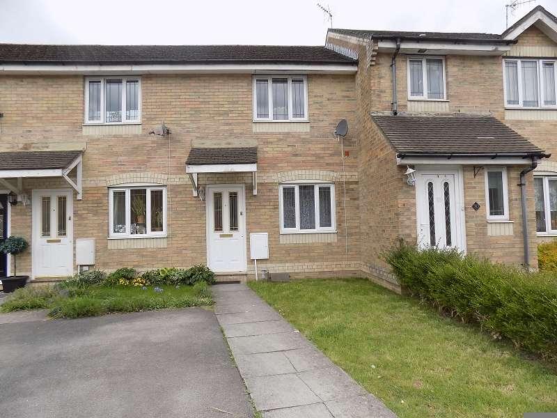 2 Bedrooms Terraced House for sale in Gerddi Quarella , Bridgend. CF31 1LG