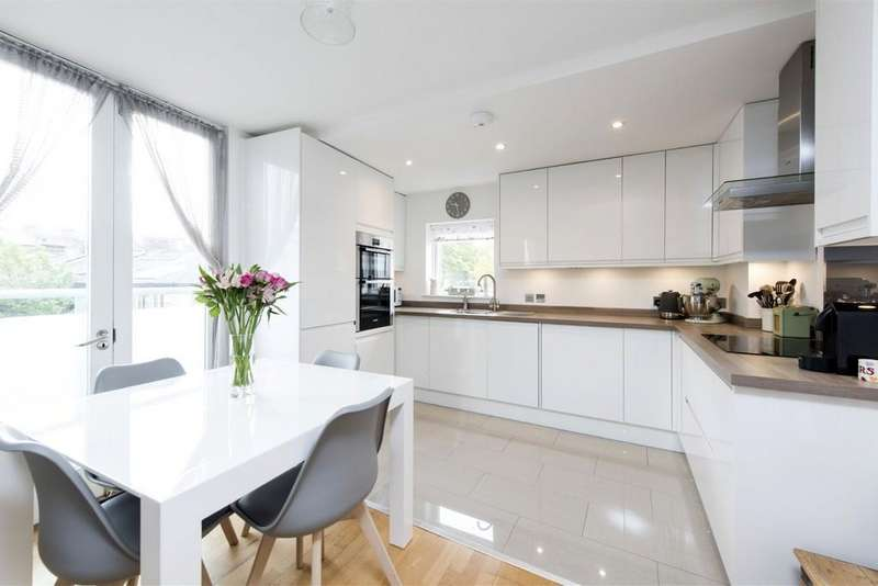 2 Bedrooms Flat for sale in Lavender Hill, Battersea, London