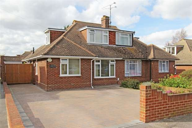 3 Bedrooms Chalet House for sale in Roseleigh Road, Sittingbourne, Kent