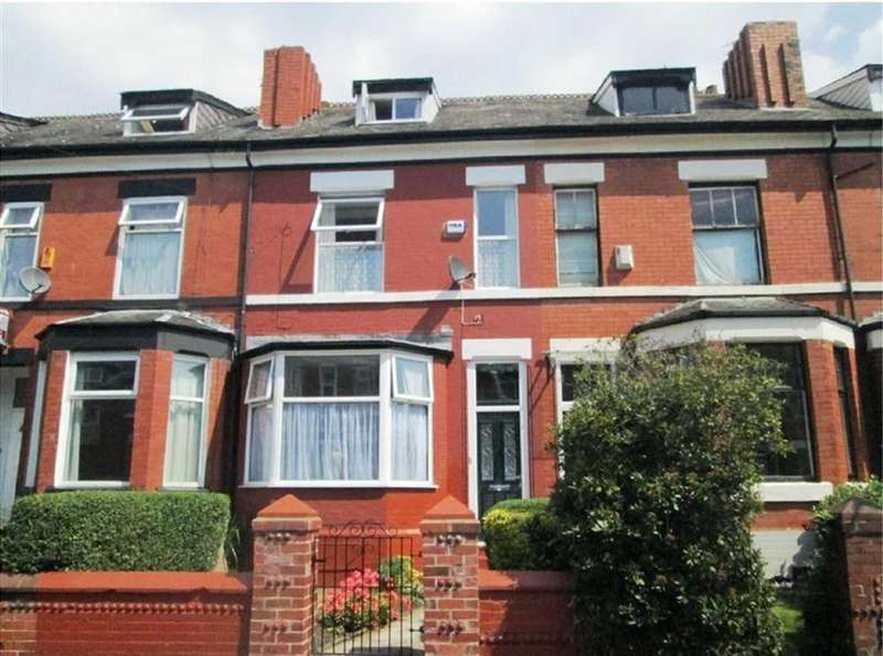 4 Bedrooms Terraced House for sale in Lausanne Road, Withington, Manchester, M20