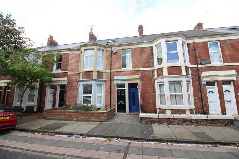 2 Bedrooms Flat for sale in Kelvin Grove, Sandyford, Newcastle Upon Tyne
