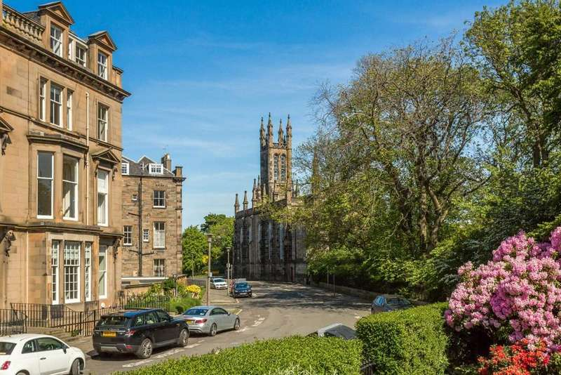 2 Bedrooms Flat for sale in 1A/2 Belgrave Crescent, West End, Edinburgh, EH4