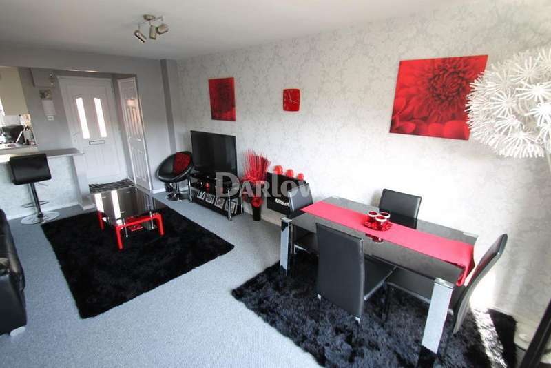 1 Bedroom Terraced House for sale in Anstee Court, Canton