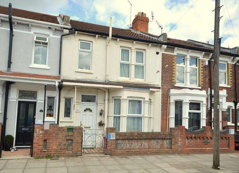 3 Bedrooms Terraced House for sale in Kendal Avenue, Copnor, Portsmouth
