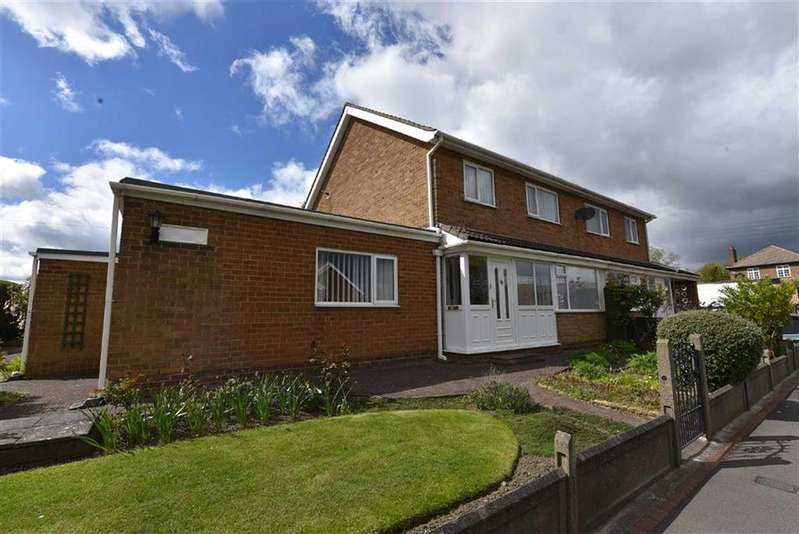 3 Bedrooms Semi Detached House for sale in Chester le street