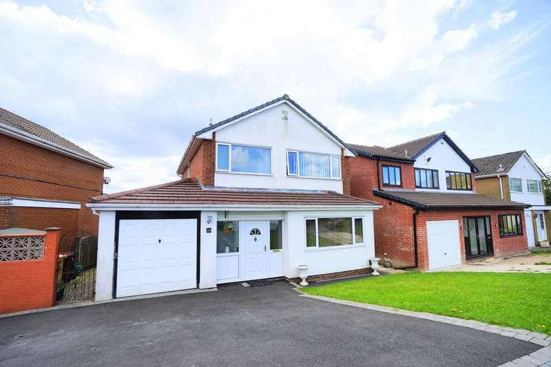 3 Bedrooms Detached House for sale in Caithness Drive, Lady Bridge