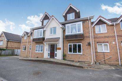 2 Bedrooms Flat for sale in Orchard Close, Freshwater, Isle Of Wight