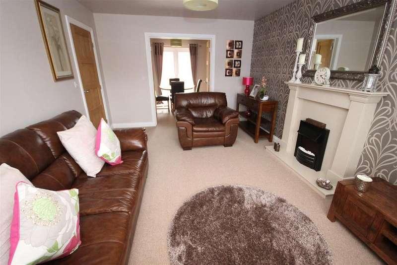 4 Bedrooms Detached House for sale in Merlin Way, Bishop Cuthbert, Hartlepool