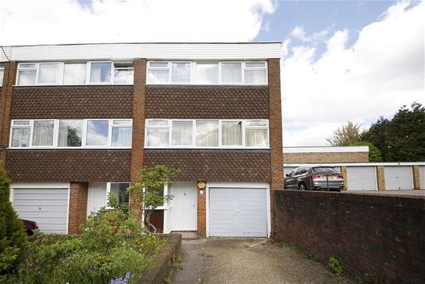 3 Bedrooms Terraced House for sale in Sudbury Gardens, Croydon