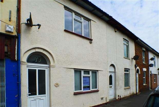 2 Bedrooms Terraced House for sale in St John Street Bridgwater TA6