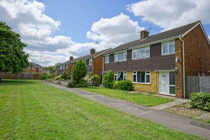 3 Bedrooms Semi Detached House for sale in Little Paxton, St Neots
