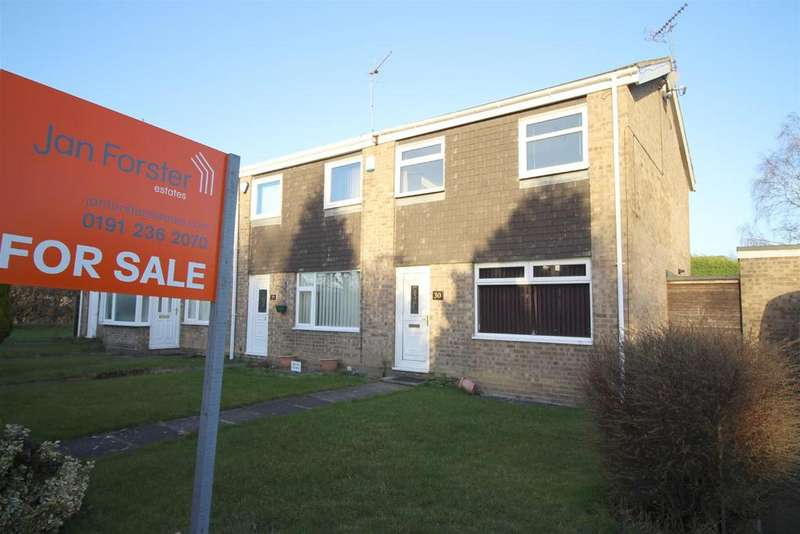 3 Bedrooms Terraced House for sale in Clifton Court, Newcastle Upon Tyne