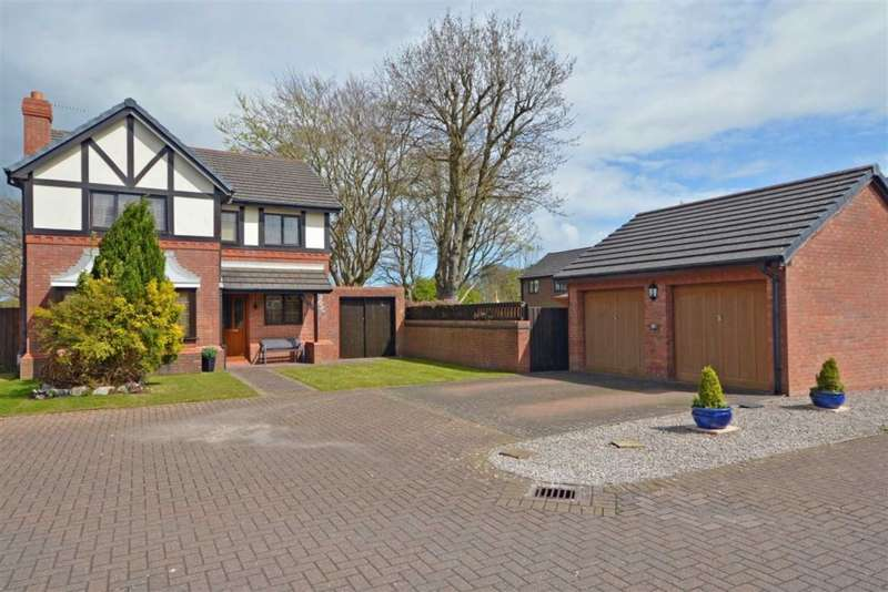 4 Bedrooms Property for sale in Monks Croft Avenue, Barrow In Furness, Cumbria