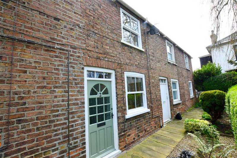 3 Bedrooms Property for sale in Ashville Cottages, Skirlaugh, East Yorkshire