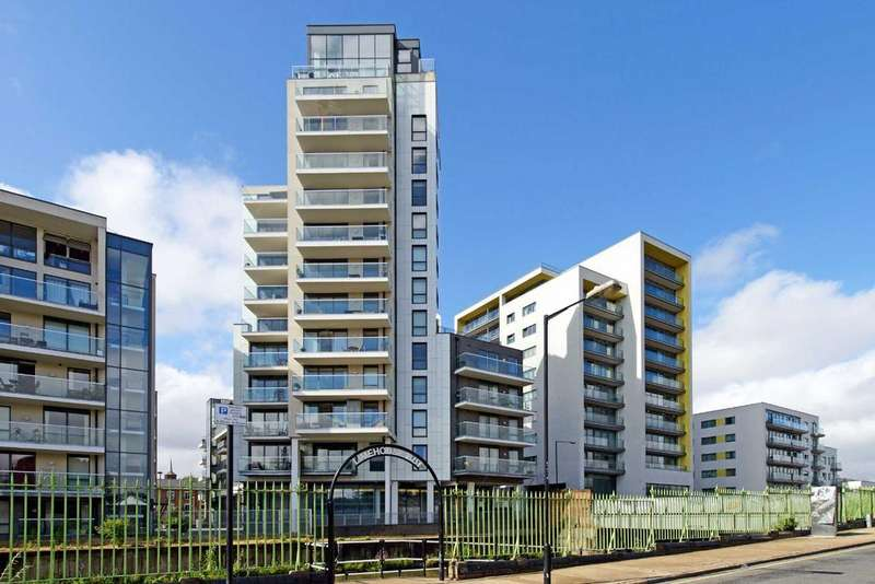 1 Bedroom Apartment Flat for sale in Ingot Tower, E14