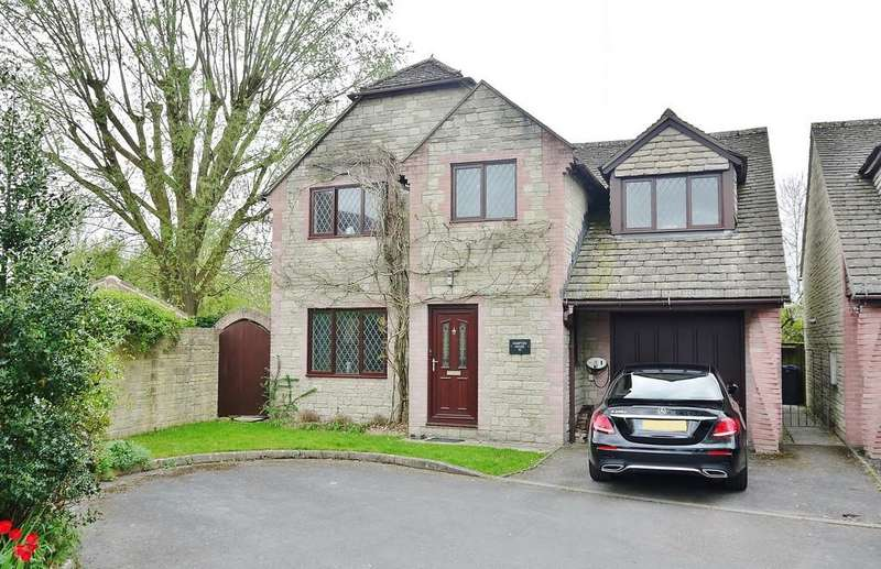5 Bedrooms Detached House for sale in Gas Lane, Cricklade