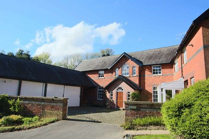 5 Bedrooms Property for sale in The Coach House, Falinge Road, Rochdale OL12 6LD