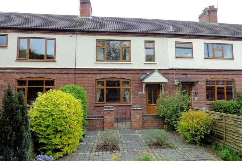 2 Bedrooms Terraced House for sale in Norman Terrace, Claymills