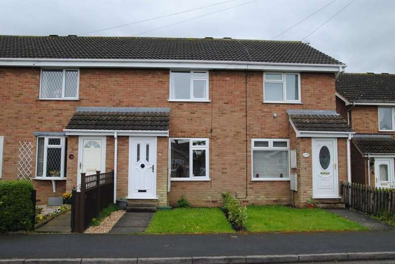 2 Bedrooms Terraced House for sale in Brigg, North Lincolnshire